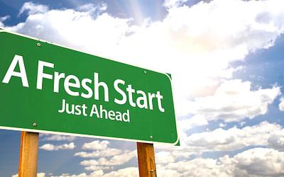Ushering in a Fresh Start